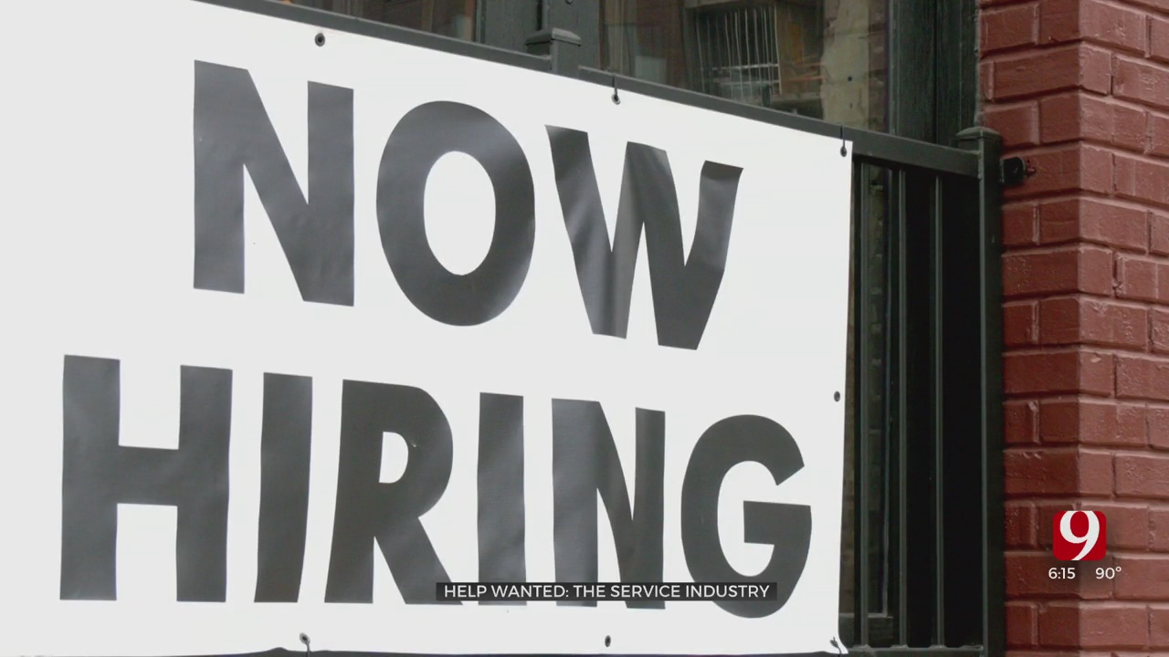 Hospitality Industry In Need Of Workers In OKC Metro