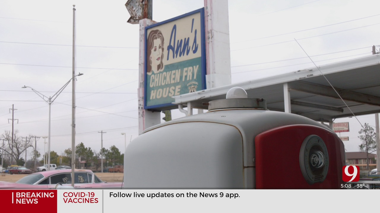 COVID-19 Forces Historic Ann's Chicken Fry House In OKC Out Of Business