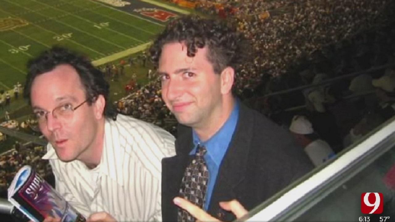Super Sneaks: OKC Resident, Friend Recall Super Bowl Shenanigans