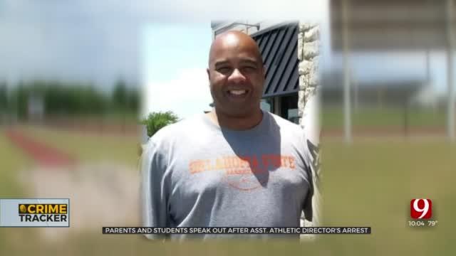 Concerned Parent, Former Students Speak Out Following Arrest Of Shawnee HS Athletic Director