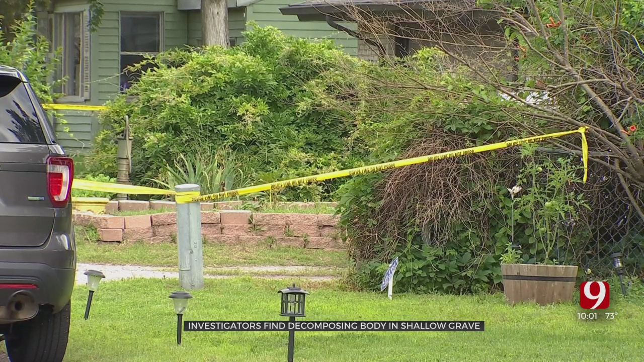 Neighbors In Shock After Discovery Of Human Remains In Backyard Of Bethany Home
