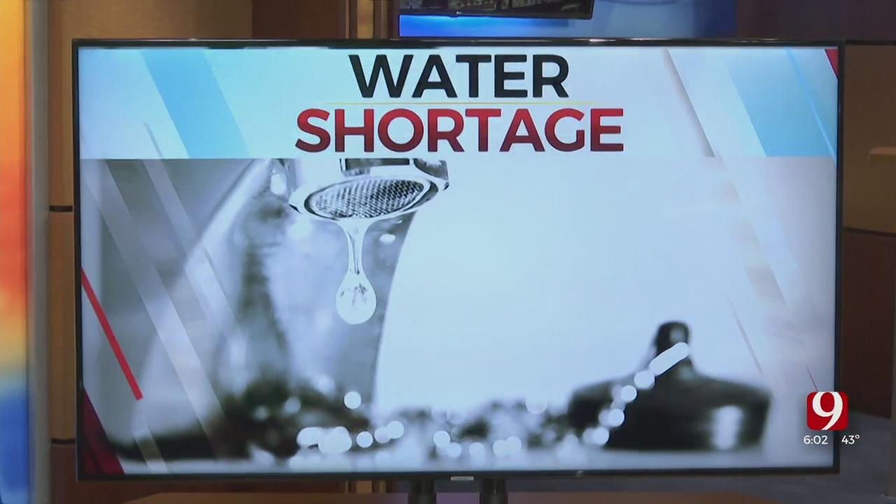 City Of Spencer Establishes Water Distribution Station