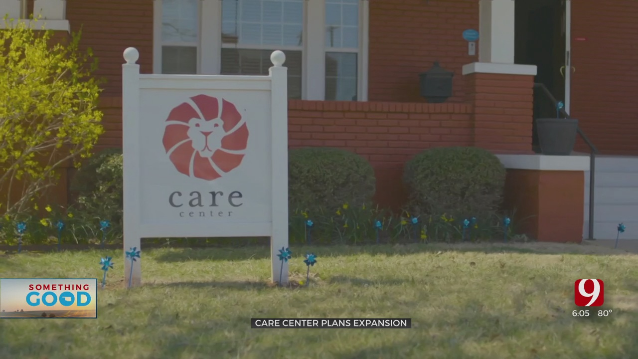 OKC Care Center's New Facility Nearly Complete