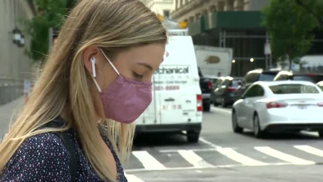 Study Suggests Cloth Face Masks Should Have More Layers To Be Effective