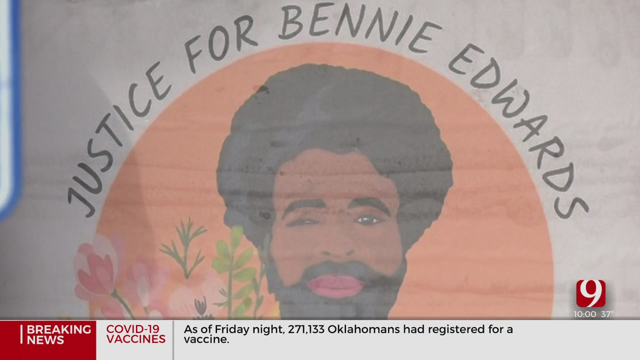 Family Holds Memorial For Man Killed By Oklahoma City Police
