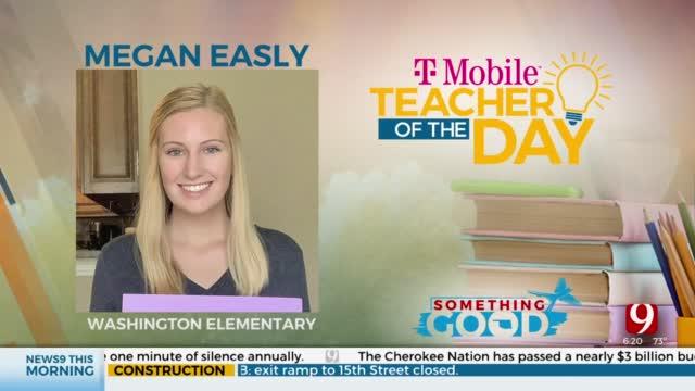 Teacher Of The Day KWTV 6:20