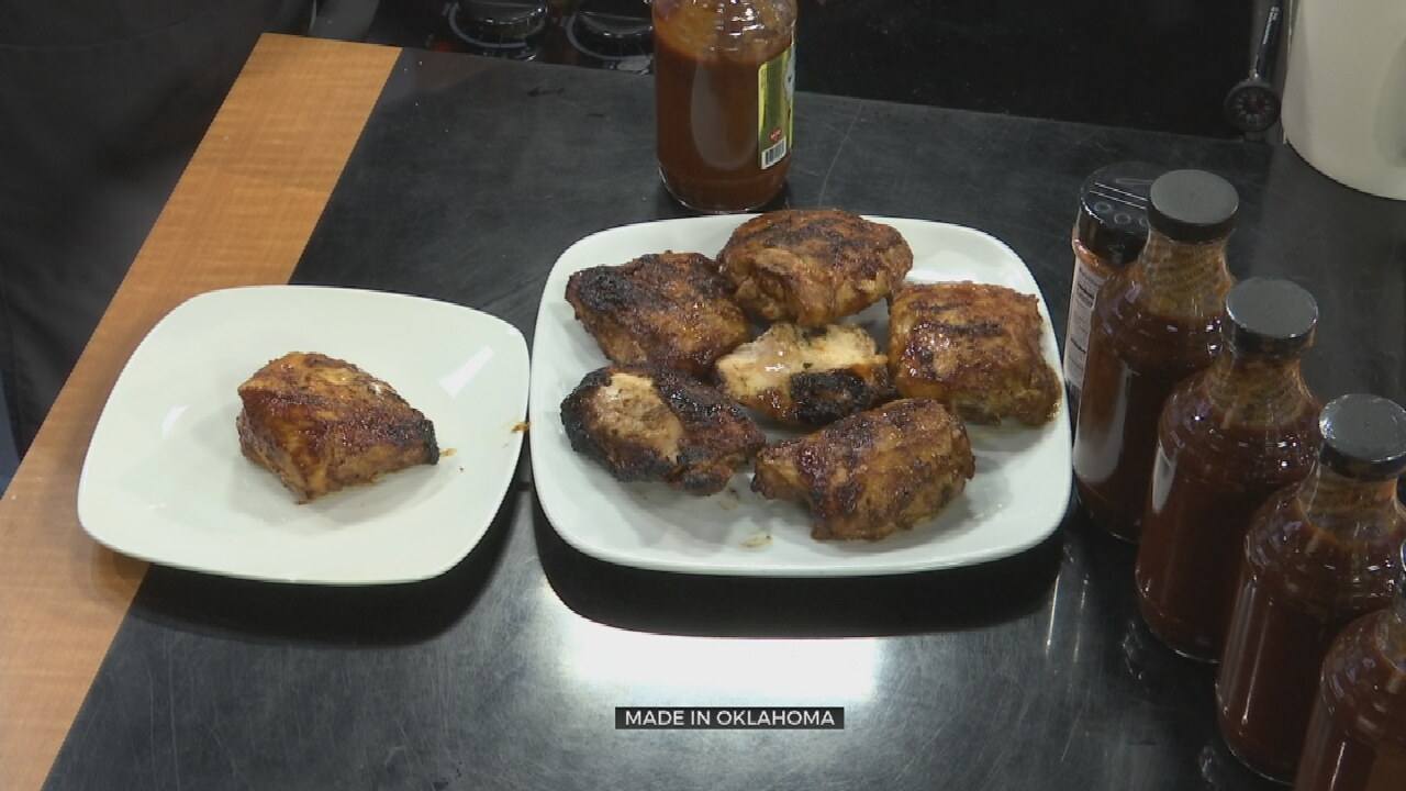 Made In Oklahoma: Chicken Thighs
