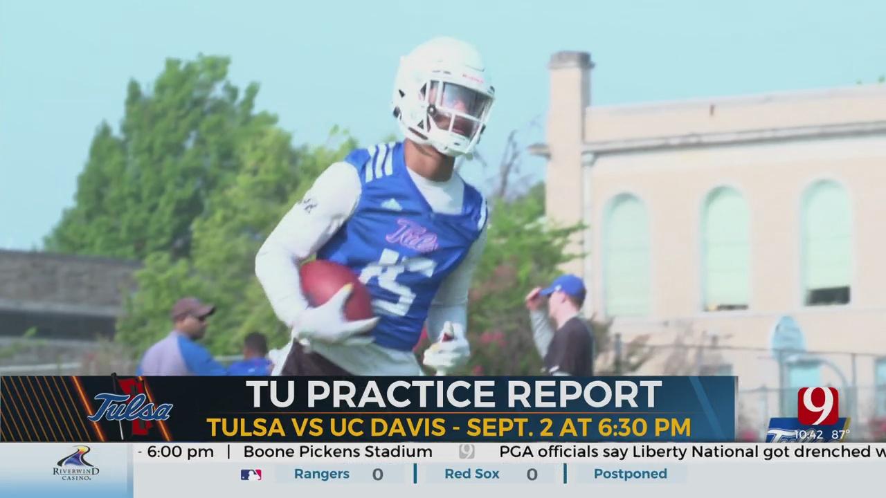 Tulsa Football Breakdown