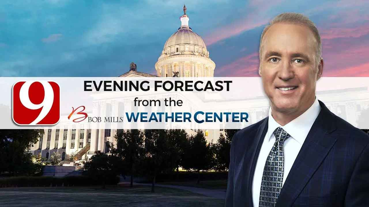 Tuesday Evening Forecast