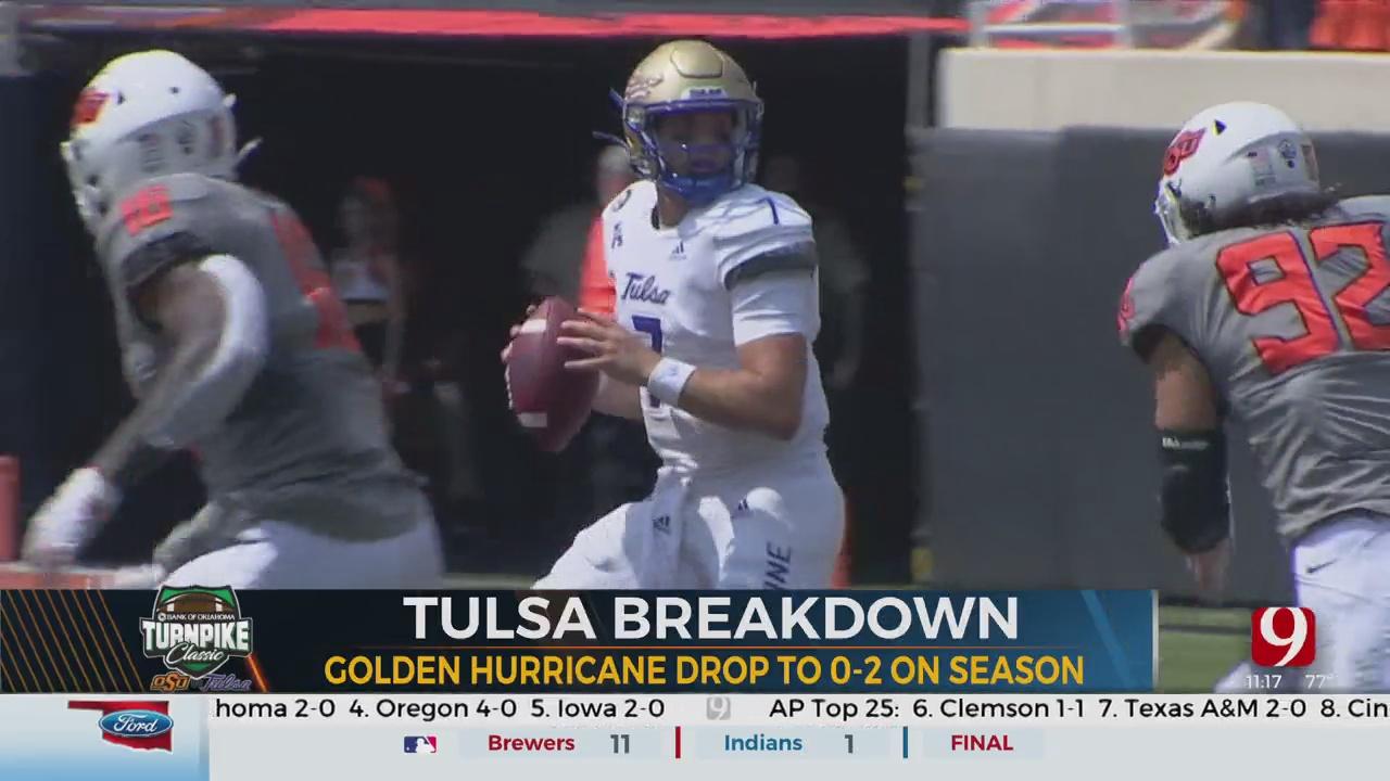 TU Breakdown: Golden Hurricane Fail To Hold Off Cowboys