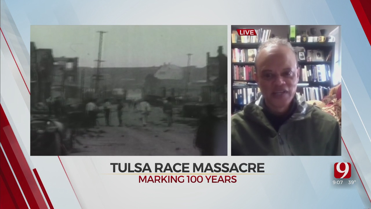 WATCH: Remembering The Tulsa Race Massacre