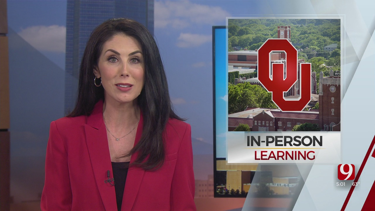 OU To Return To In-Person Classes At Full Capacity For Fall 2021