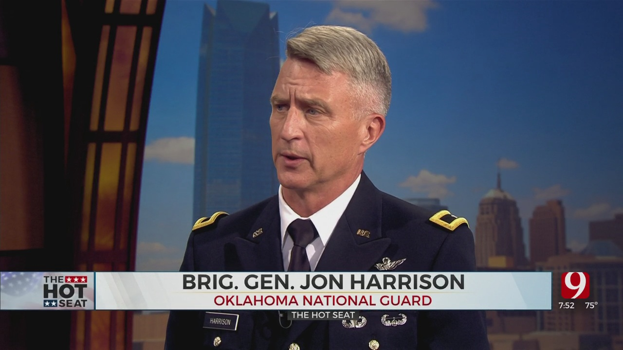 The Hot Seat: Oklahoma National Guard On Afghanistan