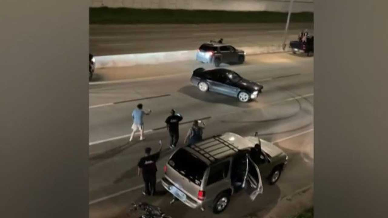 Crackdown On Street Racing Leads To 100 Arrests, Discovery Of Weapons Linked To Homicides