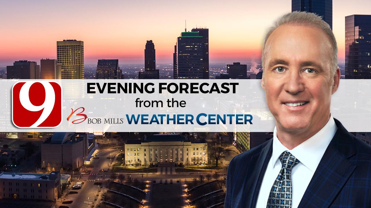Thursday Evening Forecast
