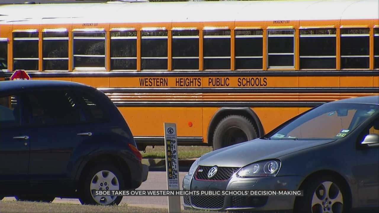 State Board Of Education Decides To Take Over Western Heights Public Schools