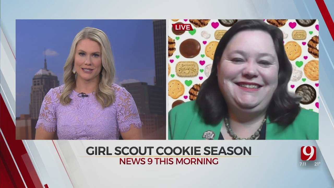 Girl Scouts Begin 'Cookie Season' With New Ways To Order