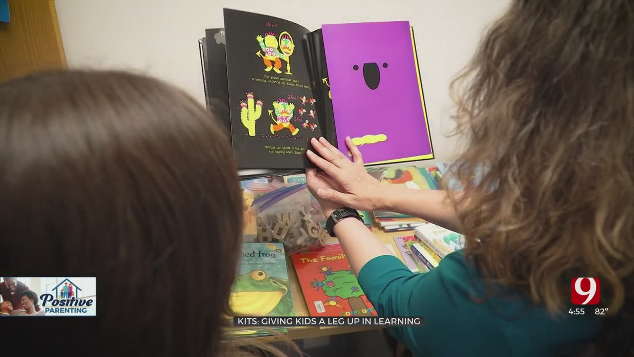 Positive Parenting: Kindergarten