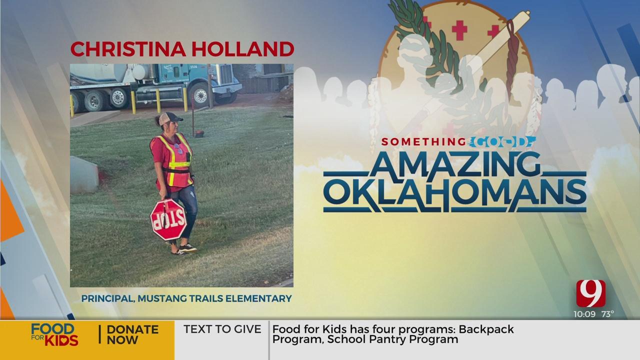 Amazing Oklahoman: Christina Holland