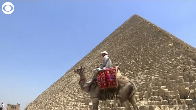 WATCH: Pyramids, Museums Reopen In Egypt
