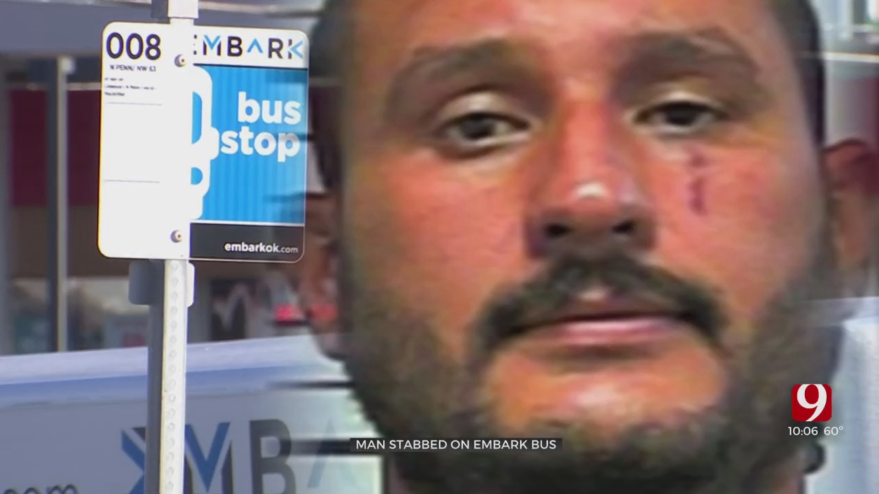 Witness Says Stabbing Of Victim On EMBARK Bus Was Unprovoked