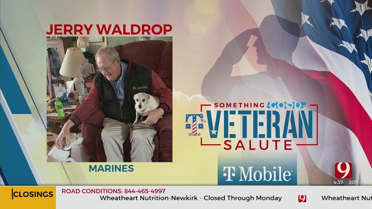 Veteran Salute: Jerry Waldrop