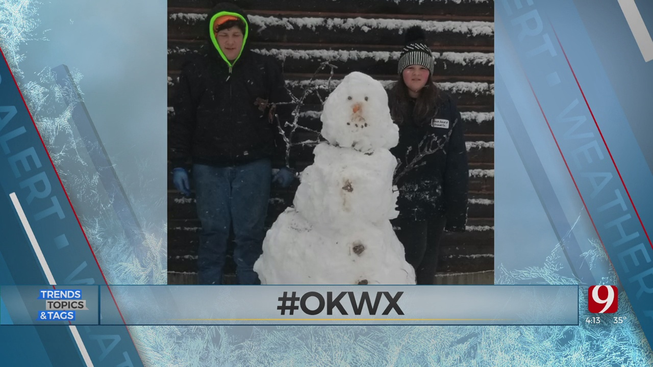 Trends, Topics & Tags: Winter Storm Pictures