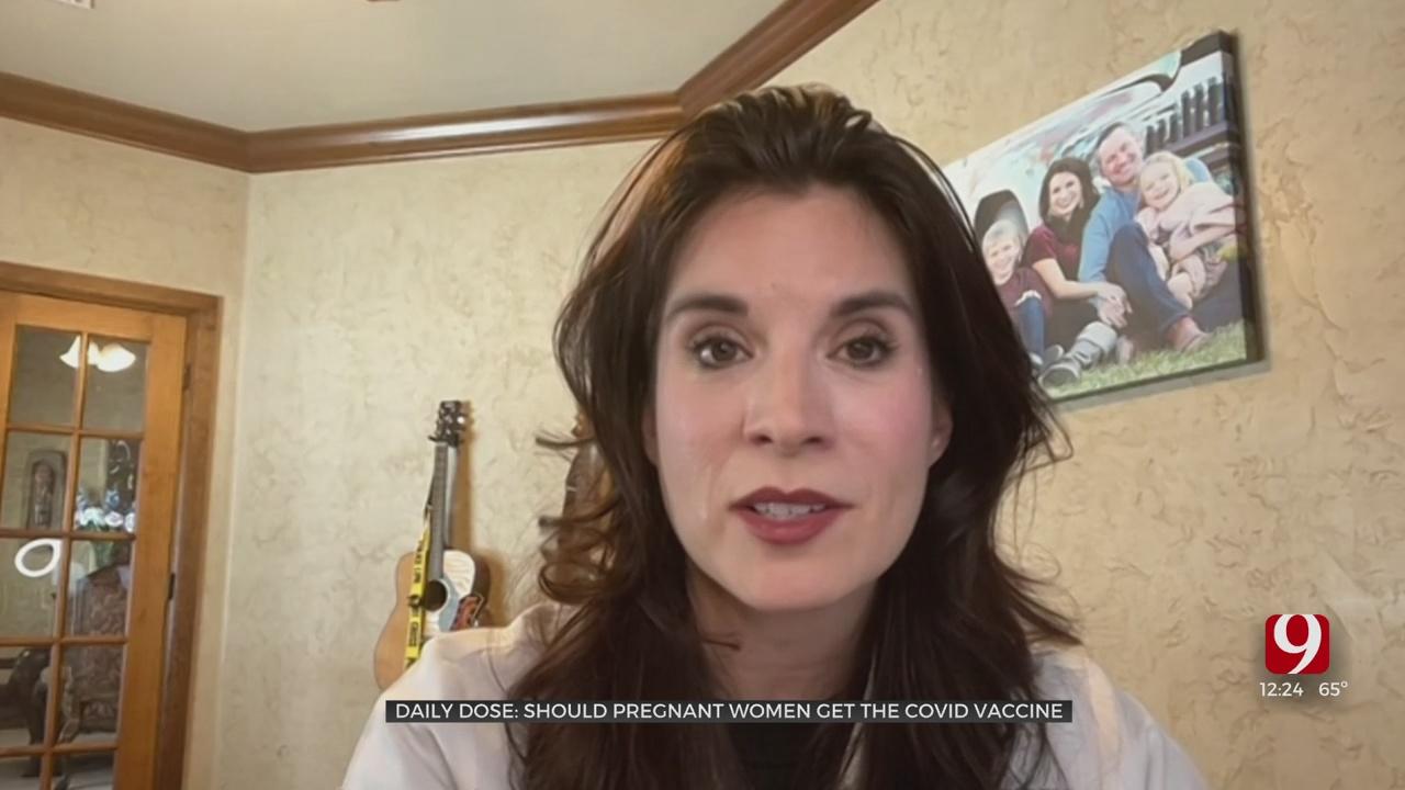 Daily Dose: Should Pregnant Women Get COVID-19 Vaccine?