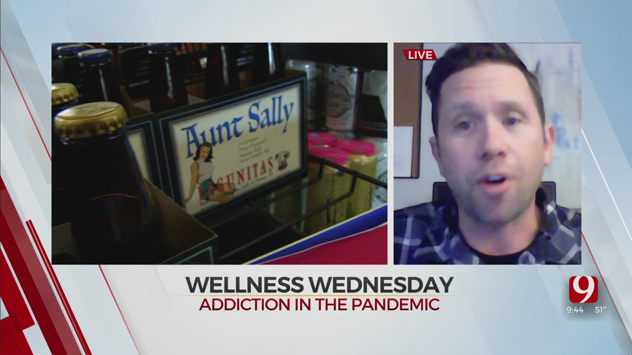 Wellness Wednesday: Addiction In The Pandemic