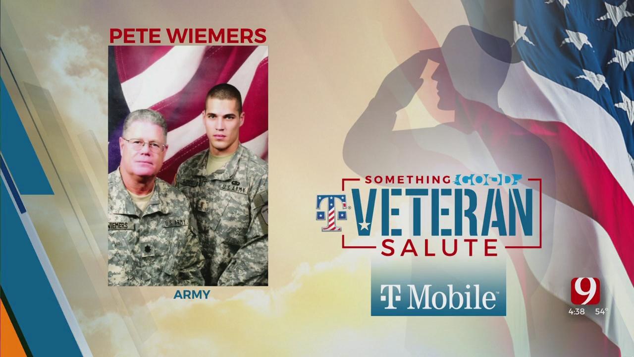 Veteran Salute: Pete Wiemers