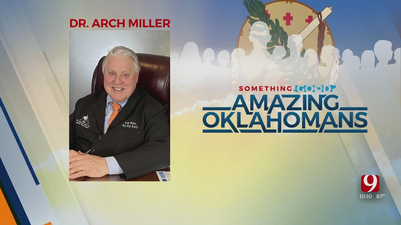 Amazing Oklahoman: Dr. Arch Miller