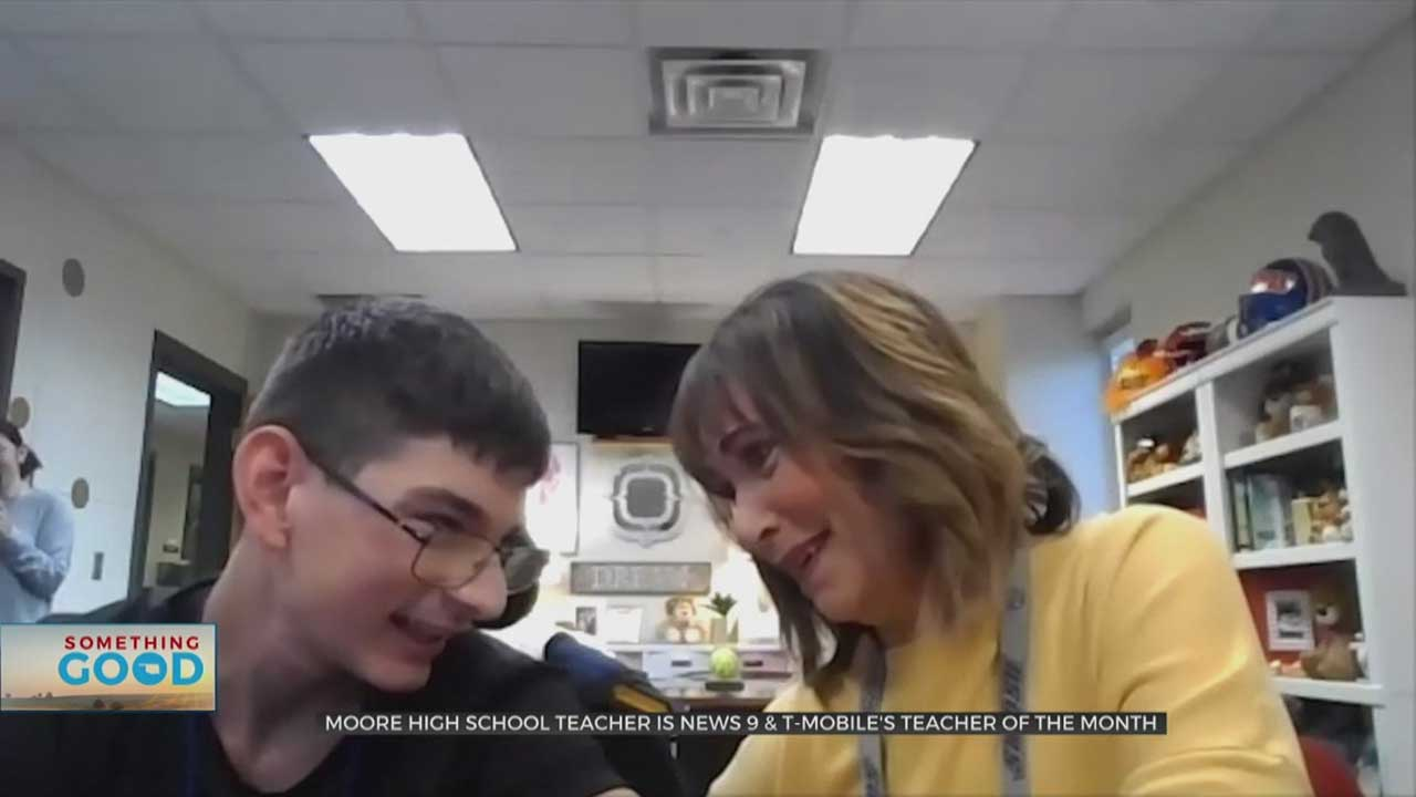 Teacher Of The Month: Kelly Leiter