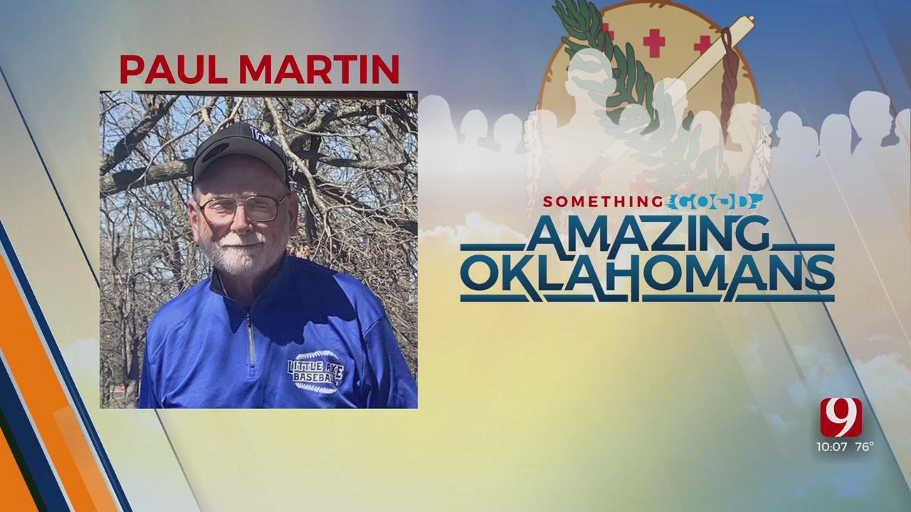 Amazing Oklahoman: Paul Martin