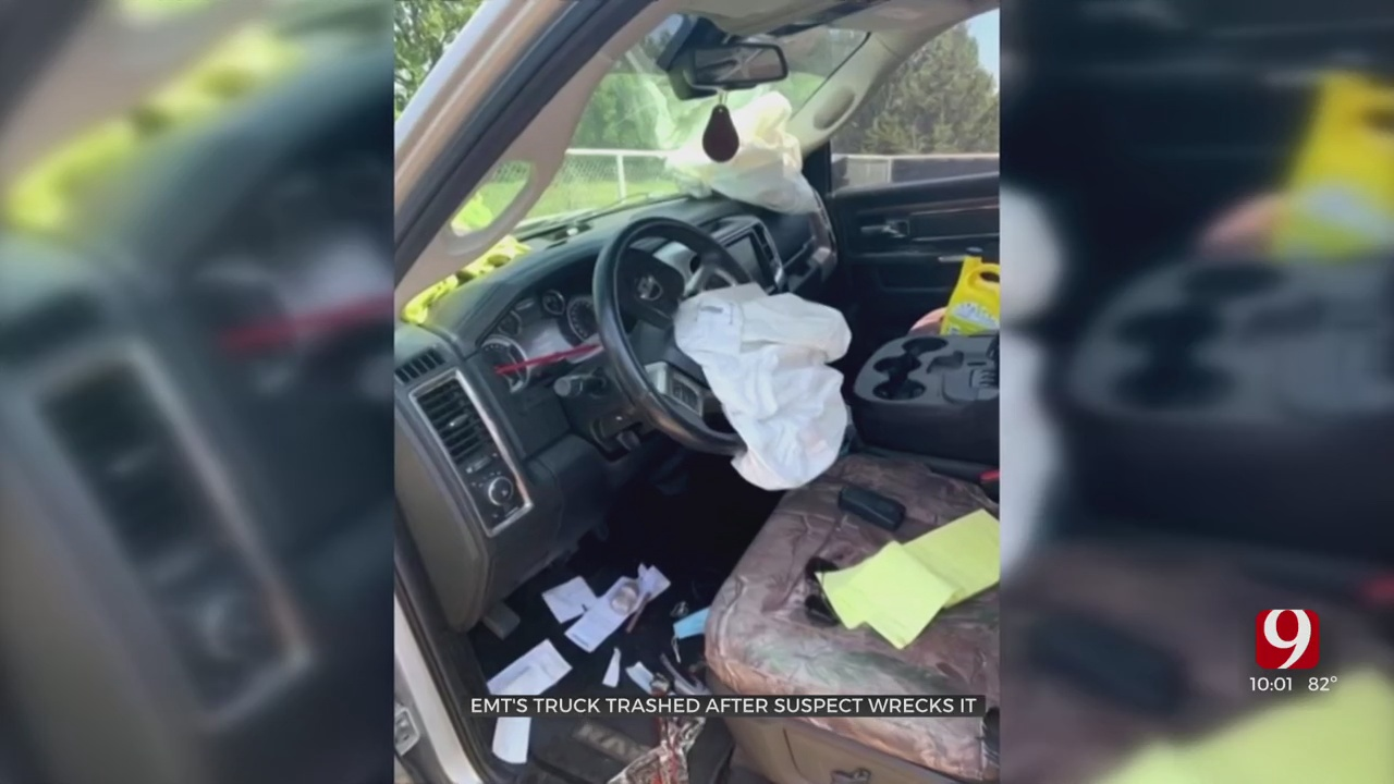 Man Searching For Family Bible After It Was Tossed During Truck Theft