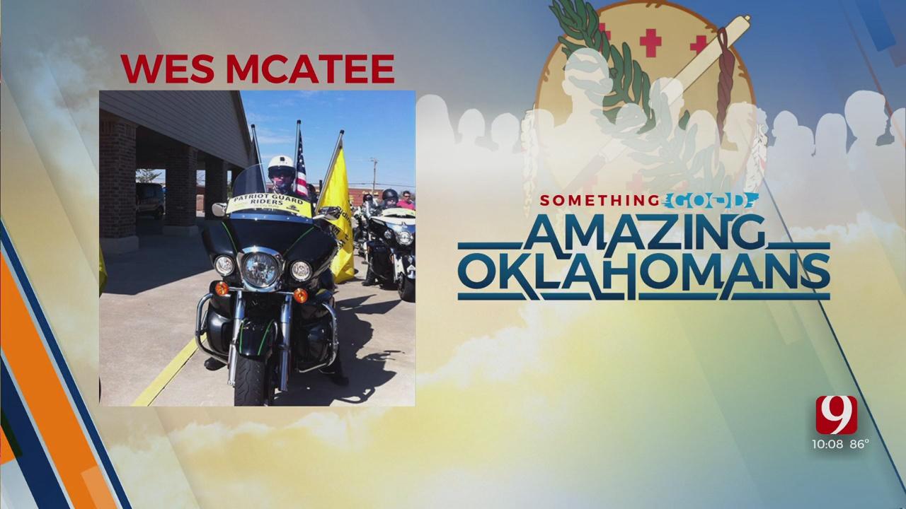 Amazing Oklahoman: Wes McAtee