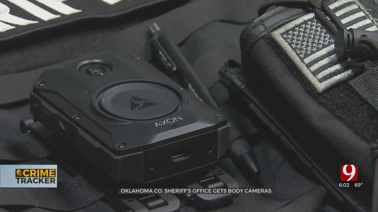 OCSO Deputies Equipped With New Body Cameras, Hope To Increase Transparency With Public
