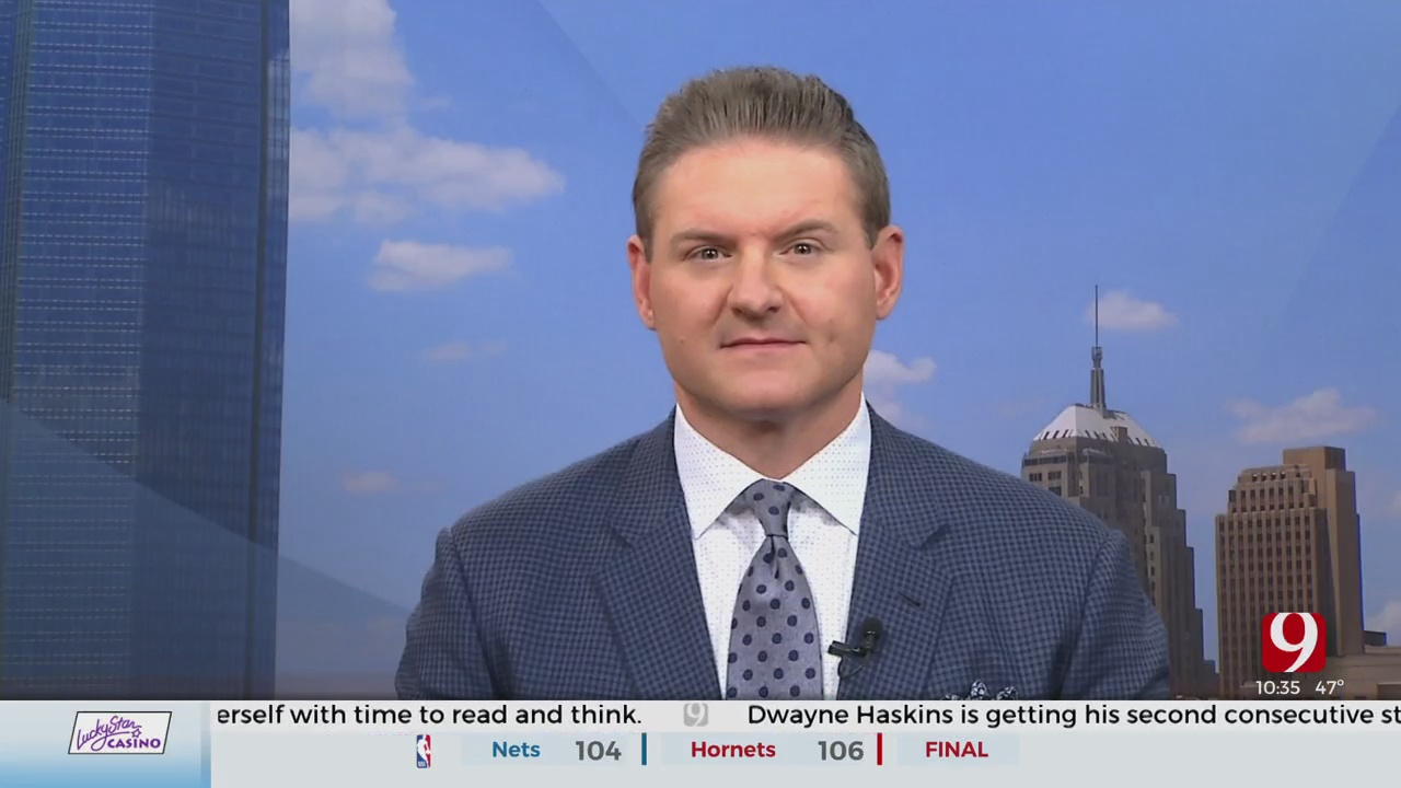 Blitz Sports Analyst Dusty Dvorcek On Grinch's Plan Against Florida Offense