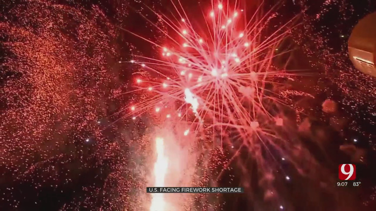 Fireworks Shortage Causes Prices To Rise Ahead Of July 4 Celebrations
