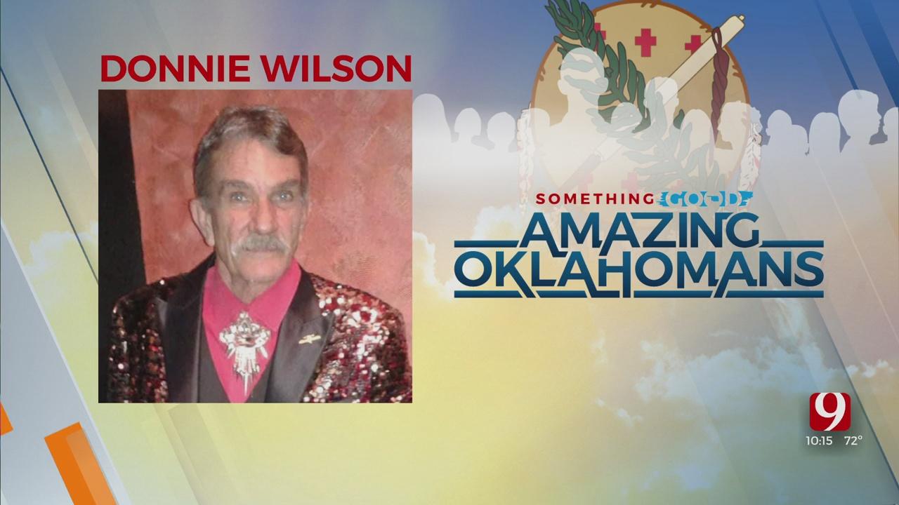 Amazing Oklahoman: Donnie Wilson