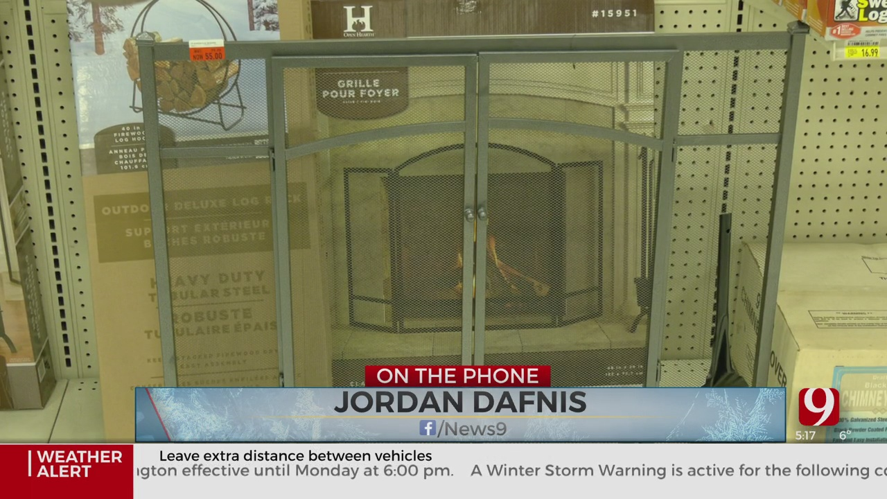 OKCFD Shares Important Safety Tips For Oklahomans As Winter Storm Arrives