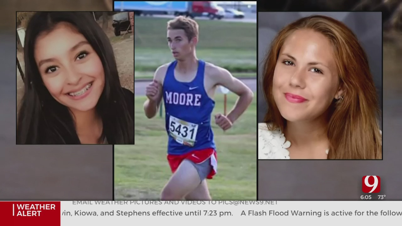 Moore Officers Speak On Deadly Hit-And Run Crash After Testifying In Trial Against Max Townsend