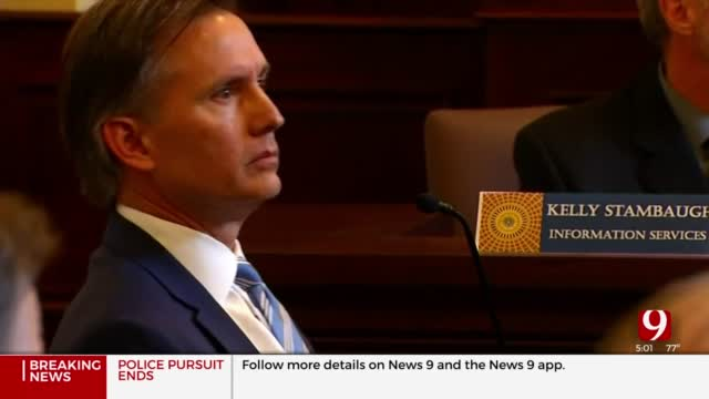 Member Of Gov. Stitt's Cabinet Announces Plan To Sue Former Attorney General Mike Hunter