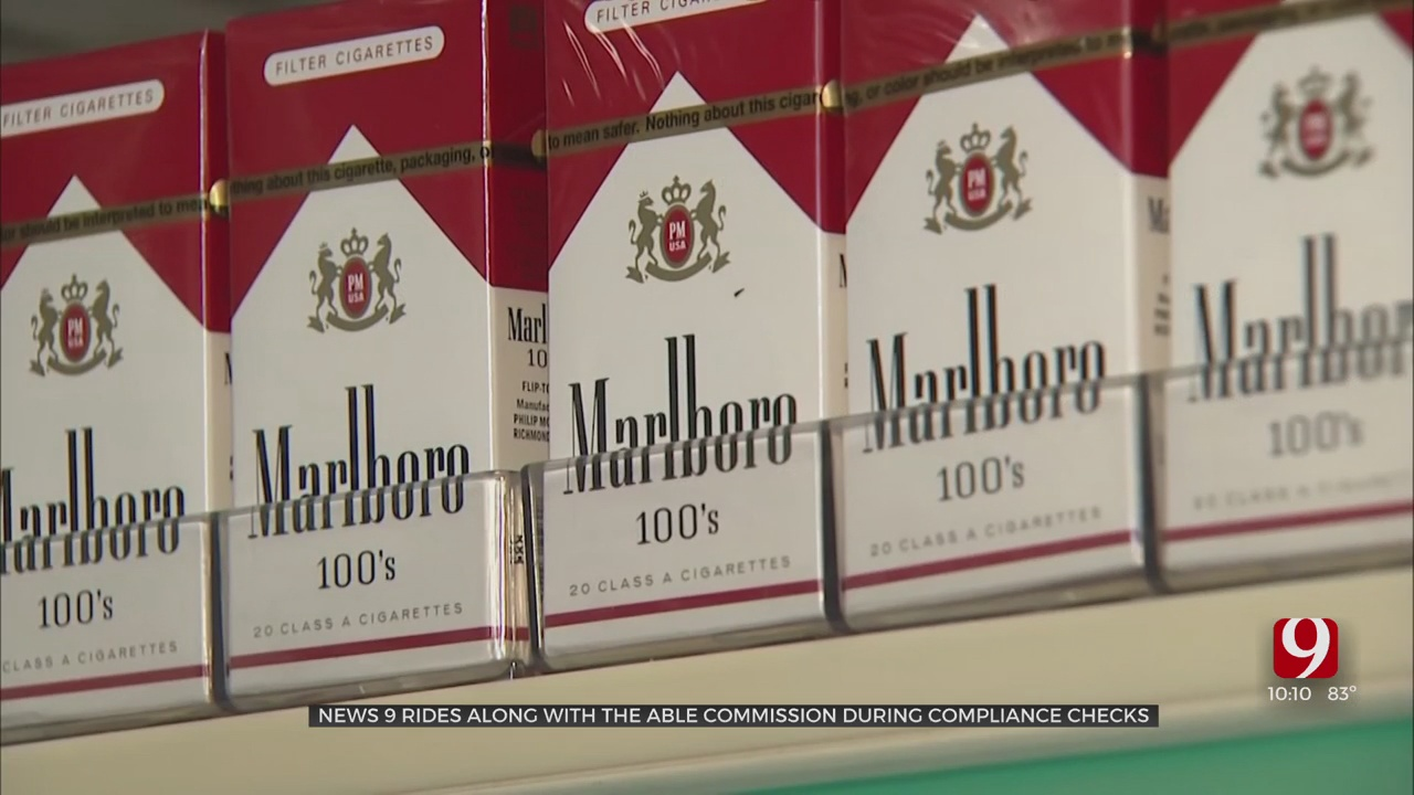 State Cracking Down On Businesses Selling Tobacco To Underage People