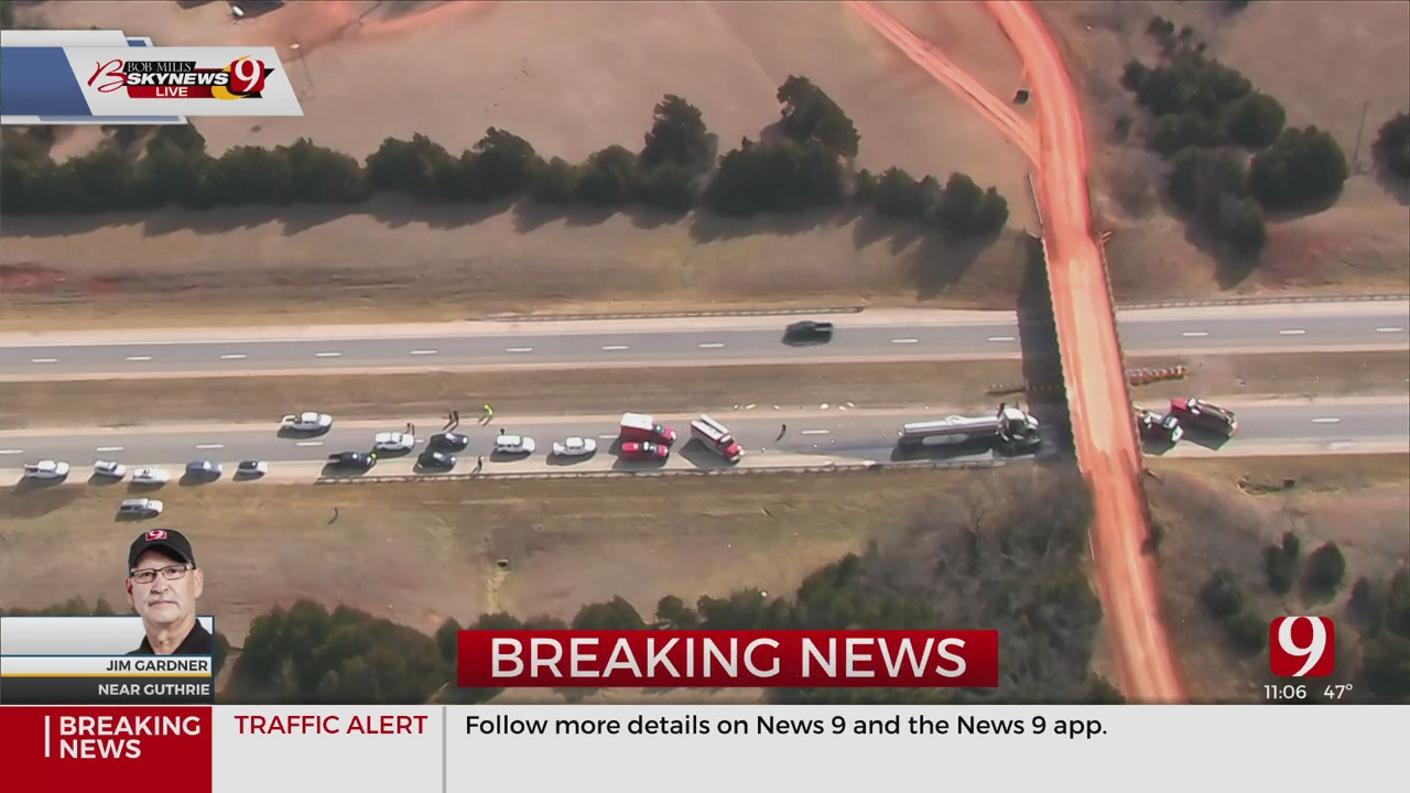 Portion Of Interstate 35 Closed Due To Fatal Accident