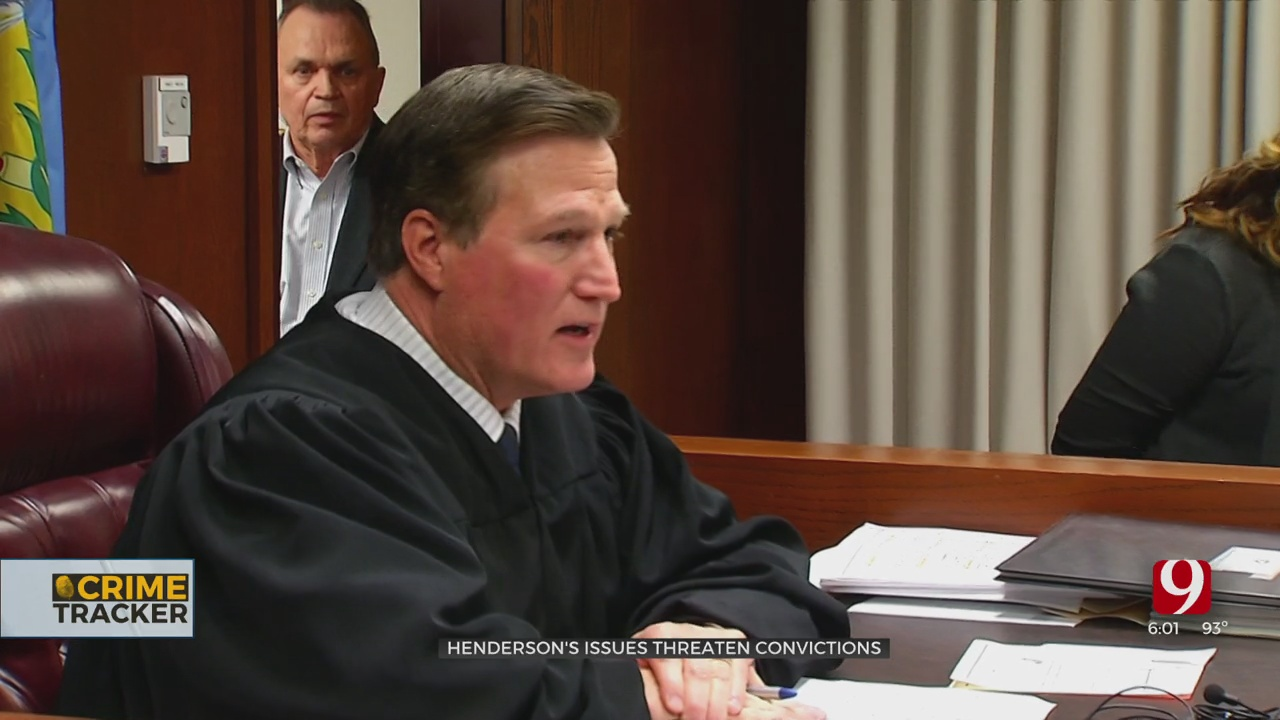 Defense Attorneys Appeal Convictions Made In Disgraced Oklahoma County Judge's Courtroom