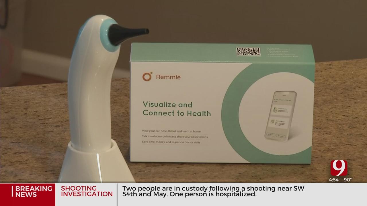 Medical Minute: Remmie Monitors Kids Health