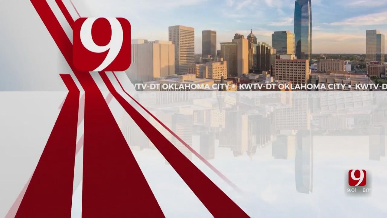 News 9 9 a.m. Newscast (July 13)