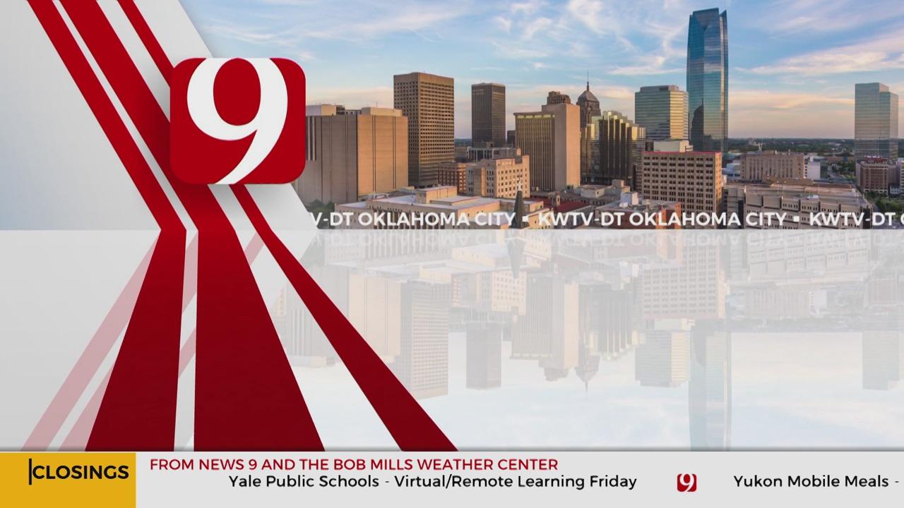 News 9 10 p.m. Newscast (February 11)