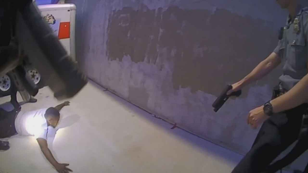 State Shows Graphic Bodycam Footage In Norman Woman's Murder Trial