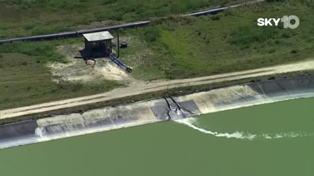 Florida Works To Avoid 'Catastrophic' Pond Collapse